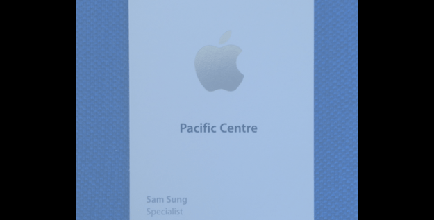 Ex-Apple Employee Sam Sung Auction