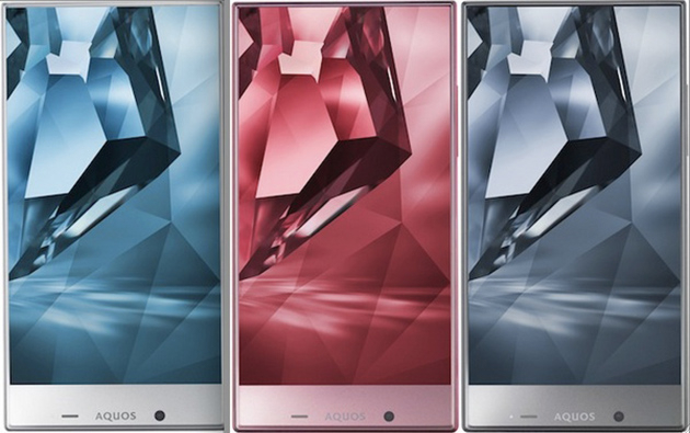Sprint Sharp Aquos Crystal Specs and Features