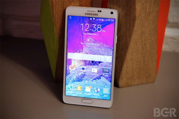 Galaxy Note 4 Preorder Sales