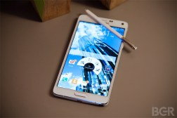 Galaxy Note 4 Microscopic Photos