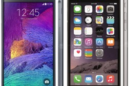 iPhone 7 vs Galaxy Note 4