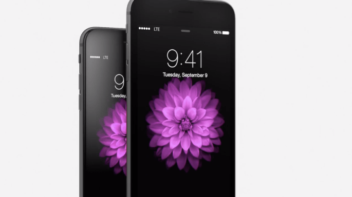 iPhone 6 iPhone 6 Plus Lock Screens
