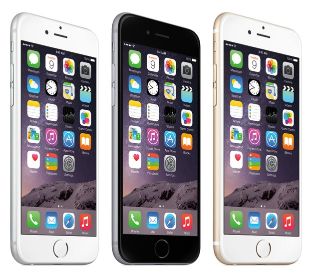 iPhone 6 vs. Android