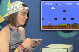 Teens React To Nintendo Video