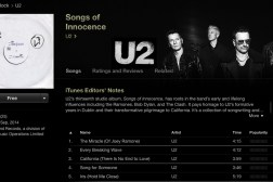 Delete U2 Album iTunes