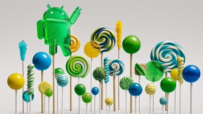 Android 5.0 Lollipop Upgrade