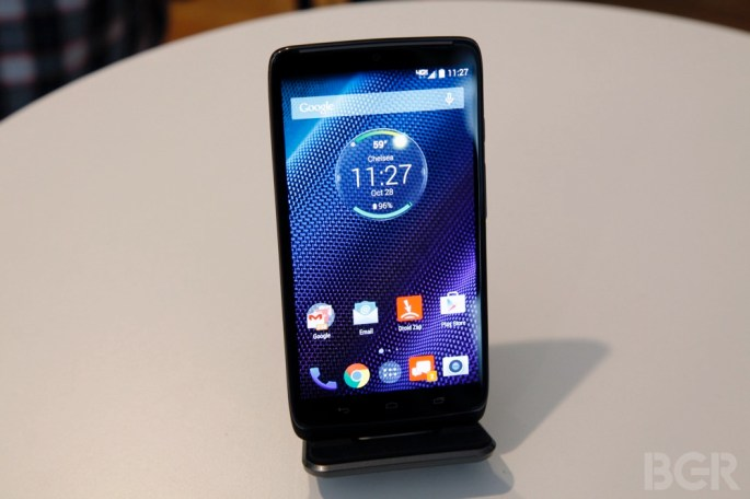 Droid Turbo Feature Videos