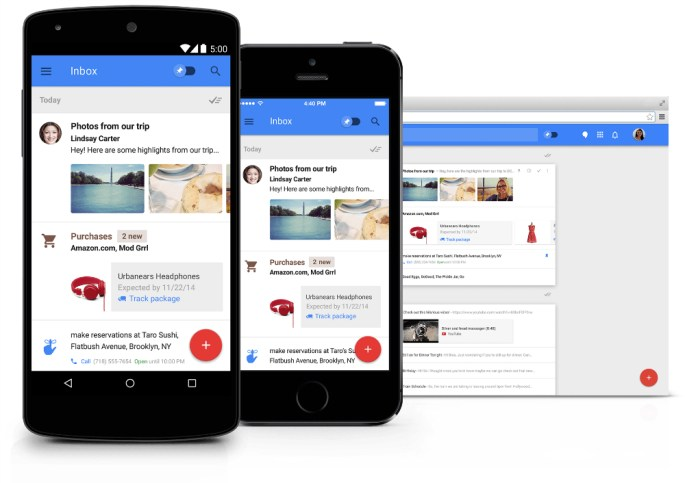 Inbox by Gmail Access