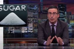 John Oliver Vs Sugar Industry