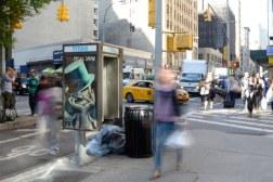 NYC Beacons in Public Phones