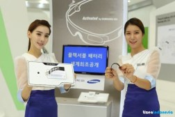 Samsung Flexible Wearable Batteries