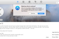 OS X Yosemite Download