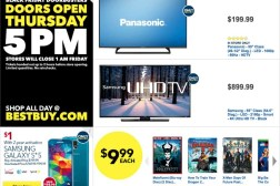 Best Buy Black Friday 2014 Full Ad