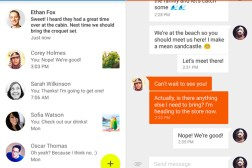Android Messaging App