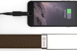 Indiegogo XOO Belt iPhone and Android Battery