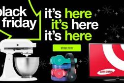 Target Black Friday Deals Online