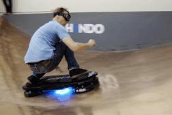Tony Hawk Hoverboard Video