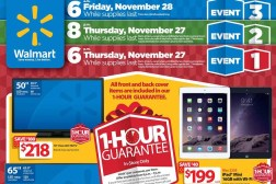 Walmart Black Friday 2014 Full Ad