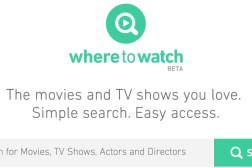 Where to Watch Movies Online Search
