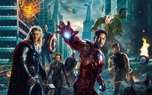 Avengers Infinity War Details