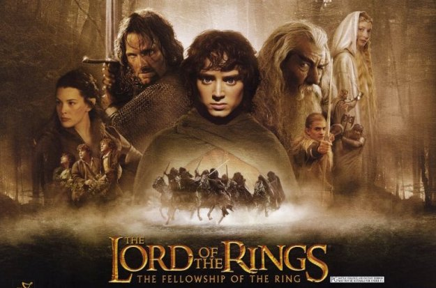 google play lord of the rings