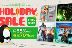 PlayStation Store Holiday Sale