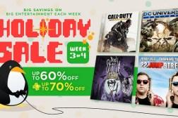 PS4 PS3 PS Vita Holiday Sale