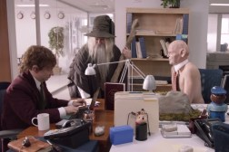 The Hobbit vs. The Office: SNL Parody