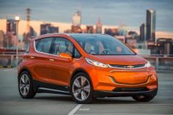 Chevrolet Bolt EV Concept Announcement