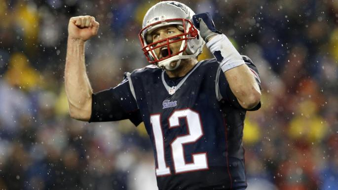 Super Bowl Patriots Vs. Seahawks