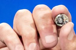 Intel Curie Wearables Chip
