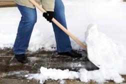 Snow Removal Heart Attack Risks