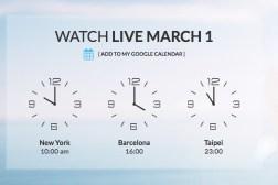 HTC One M9 vs. Galaxy S6: Live stream