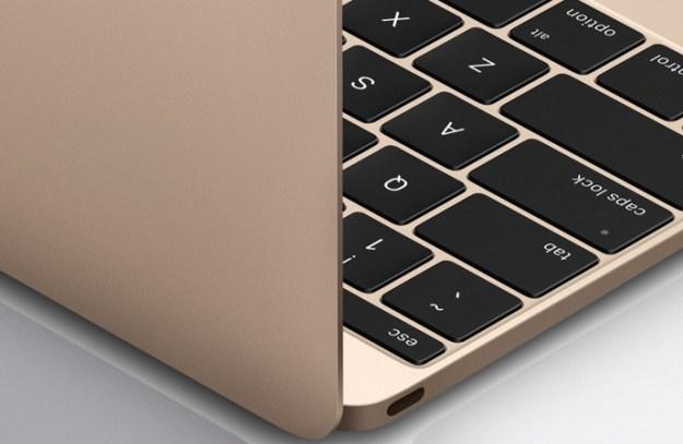 Apple MacBook 2018 E Ink Keyboard