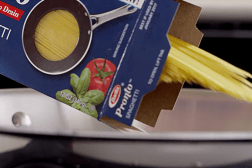 Barilla Pronto Pasta Video