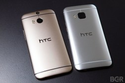 HTC One M9 vs. M8