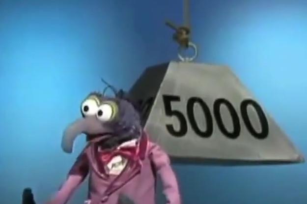 Muppets Humpty Dance
