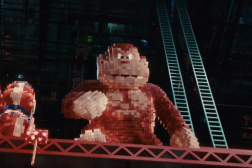Adam Sandler Pixels Trailer