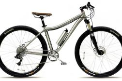 Titanio 29er Electric Bike