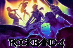 Rock Band 4 Announcement