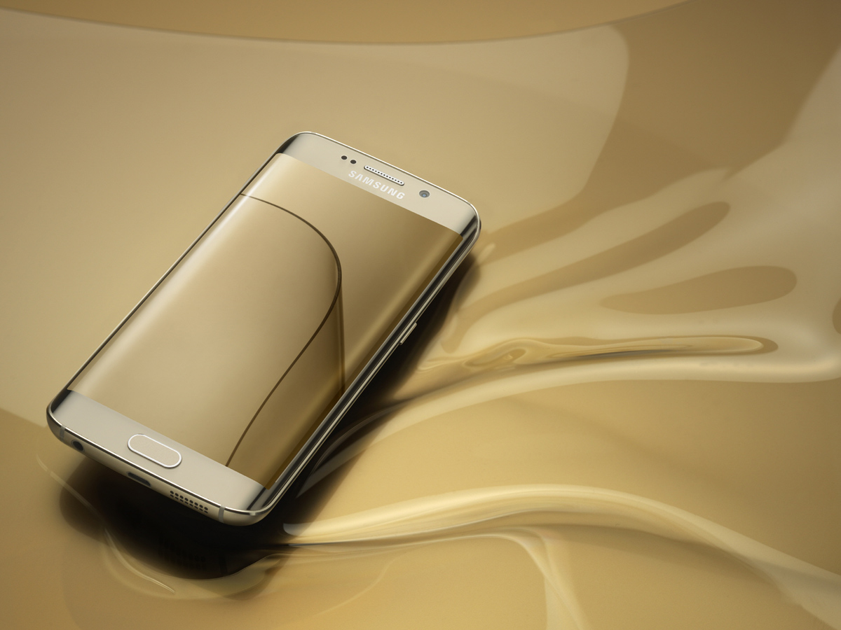 Where Can I Get That Gold Wallpaper Samsung Galaxy S6 Edge