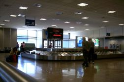 Airport Baggage Handlers Theft Video
