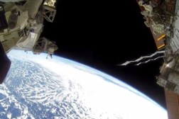 GoPro Astronaut Spacewalk Video