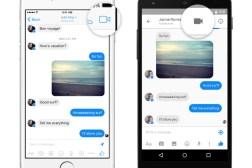Facebook Messenger Video Calling Feature