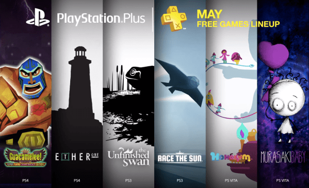 all free games on ps4