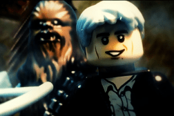 Star Wars The Force Awakens Legos Trailer