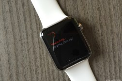 Apple Watch Heart Rate Sensor Issues