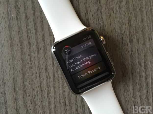 Apple tipped to fix one of the worst things about the Apple Watch
