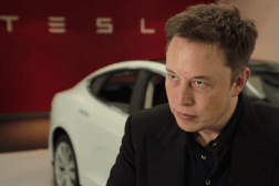 Elon Musk Stephen Colbert Mars Video