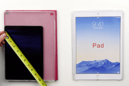 iPad Pro Case Leaked Video